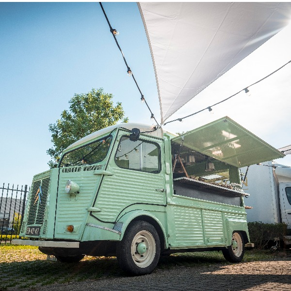 Foodtruck | Groen