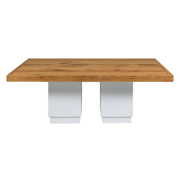Tafel Blitz Wood XL laag (set)